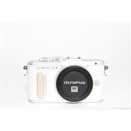 Used Olympus E-PL8 Body White Booxed  thumbnail