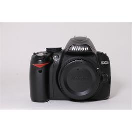 Used Nikon D3000  thumbnail