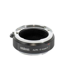 Metabones ALPA to E-mount T /NEX (Black Matt) Thumbnail Image 1