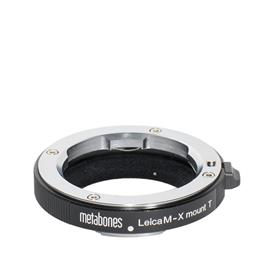 Metabones Leica M to X-Mount Adapter T -  Matt Black thumbnail