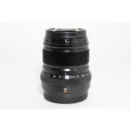Fujifilm Used Fuji 50mm f/2 WR Black Lens thumbnail