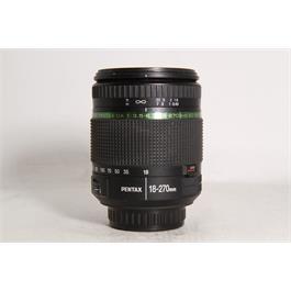 Used Pentax 18-270mm F3.5-6.3 SMC DA EDM  Thumbnail Image 0