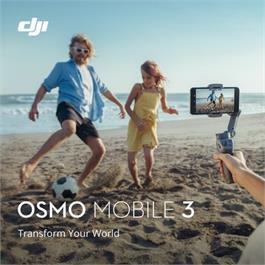 DJI Osmo Mobile 3 - Smartphone Gimbal Thumbnail Image 5