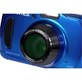Praktica Luxmedia WP240 Waterproof Blue Thumbnail Image 2