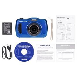 Praktica Luxmedia WP240 Waterproof Blue Thumbnail Image 3