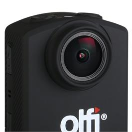 Olfi one.five Black Edition 4K Action Camera Thumbnail Image 2