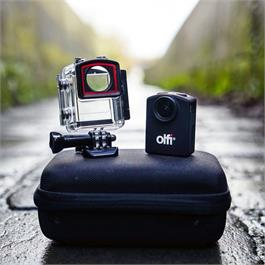 Olfi one.five Black Edition 4K Action Camera Thumbnail Image 7