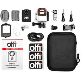 Olfi one.five Black Edition 4K Action Camera Thumbnail Image 8