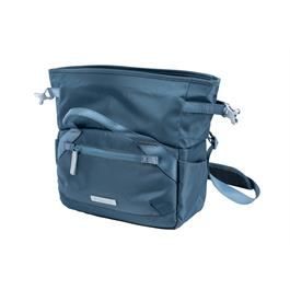 Vanguard VEO FLEX 25M Blue - Roll Top Shoulder Bag Thumbnail Image 6