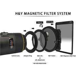 H&Y Adapter Ring 58mm Thumbnail Image 1