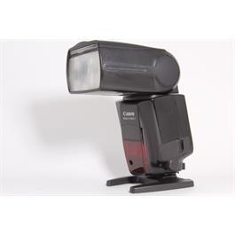 Used Canon 580EX II Speedlite Flash  thumbnail