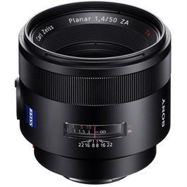 Sony Alpha Carl Zeiss 50mm f/1.4 - Open Box thumbnail