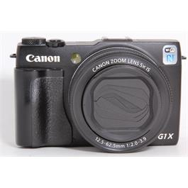 Used Canon Powershot G1X Mark II thumbnail