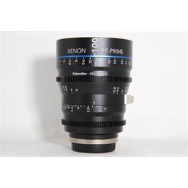 Used Schneider 100mm T2.1 FF Xenon Canon thumbnail