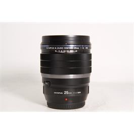 Used Olympus 25mm F/1.2 Pro Thumbnail Image 0
