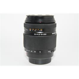 Used Sony 18-250mm f/3.5-6.3 DT Lens  Well Used thumbnail