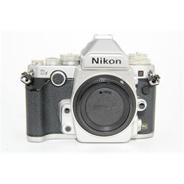 Used Nikon DF Body Silver  thumbnail