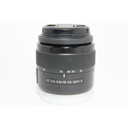 Used Sony 18-55mm f3.5-5.6 SAM Lens  Well Used thumbnail