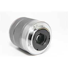 Used Sony E 18-55mm f/3.5-5.6 OSS Lens Silver  Thumbnail Image 2