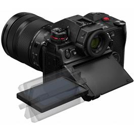 Panasonic Lumix S1H Full Frame Mirrorless Camera Body with cinema-quality video Thumbnail Image 2