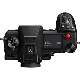 Panasonic Lumix S1H Full Frame Mirrorless Camera Body with cinema-quality video Thumbnail Image 3