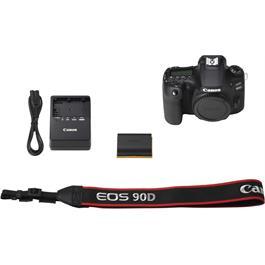 Canon EOS 90D Digital SLR Body Thumbnail Image 7