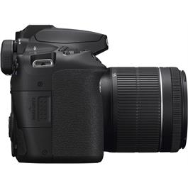 Canon EOS 90D DSLR Camera With 18-55mm IS STM Zoom Lens Kit Thumbnail Image 2