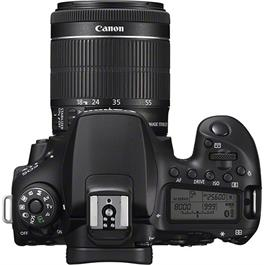 Canon EOS 90D DSLR Camera With 18-55mm IS STM Zoom Lens Kit Thumbnail Image 4