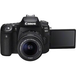 Canon EOS 90D DSLR Camera With 18-55mm IS STM Zoom Lens Kit Thumbnail Image 5