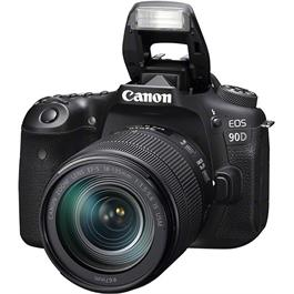 Canon EOS 90D DSLR Camera With 18-135mm IS USM Zoom Lens Kit Thumbnail Image 1
