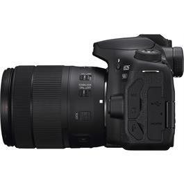Canon EOS 90D DSLR Camera With 18-135mm IS USM Zoom Lens Kit Thumbnail Image 3