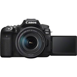 Canon EOS 90D DSLR Camera With 18-135mm IS USM Zoom Lens Kit Thumbnail Image 5
