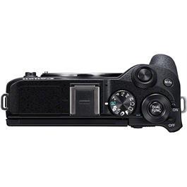 Canon EOS M6 Mk II Compact Mirrorless Camera Body - Black Thumbnail Image 2