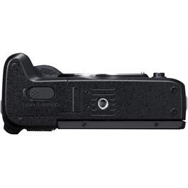 Canon EOS M6 Mk II Compact Mirrorless Camera Body - Black Thumbnail Image 3