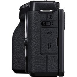 Canon EOS M6 Mk II Compact Mirrorless Camera Body - Black Thumbnail Image 4