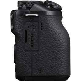Canon EOS M6 Mk II Compact Mirrorless Camera Body - Black Thumbnail Image 5