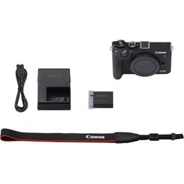Canon EOS M6 Mk II Compact Mirrorless Camera Body - Black Thumbnail Image 6
