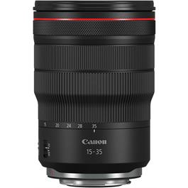 Canon RF 15-35mm f/2.8 L IS USM Mirrorless Zoom Lens Thumbnail Image 1