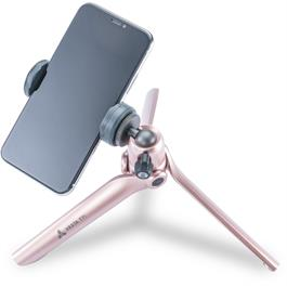 Vanguard VESTA Mini Tripod Rose Gold Thumbnail Image 1
