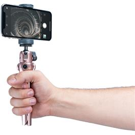 Vanguard VESTA Mini Tripod Rose Gold Thumbnail Image 8