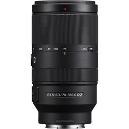 Sony E 70-350mm F4.5-6.3 G OSS Telephoto Zoom Lens Thumbnail Image 2