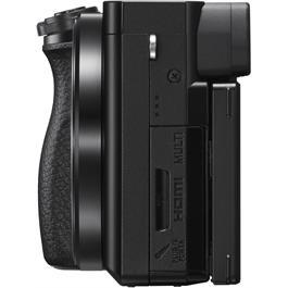 Sony Alpha A6100 Mirrorless Digital Camera Body Thumbnail Image 3