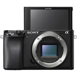 Sony Alpha A6100 Mirrorless Digital Camera Body Thumbnail Image 1