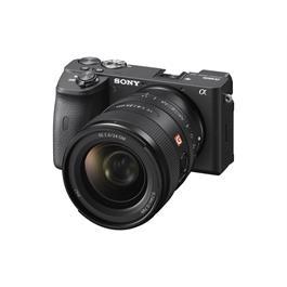 Sony Alpha 6600 Mirrorless Digital Camera Body With 18-135mm Lens Kit thumbnail