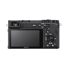 Sony Alpha a6600 Mirrorless Digital Camera Body With 18-135mm Lens Kit Thumbnail Image 1