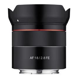 Samyang AF 18mm f/2.8 AF Sony FE Mount Lens thumbnail