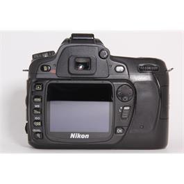Used Nikon D80 Body Thumbnail Image 1