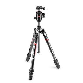 Manfrotto MKBFRTC4GT-BH 4 Section BeFree GT Carbon Tripod with MH496-BH Ball Hea thumbnail