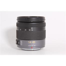 Used Panasonic 14-45mm f/3.5-5.6 Mega OIS  thumbnail