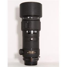 Used Nikon 300mm F/4D  thumbnail